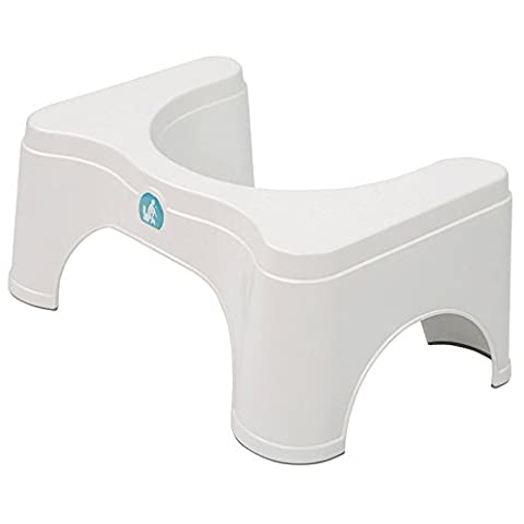 Squatty Potty 2.0 Strong Durable Child and Family Approved Toilet