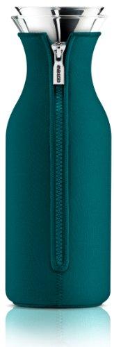 Eva Solo 1,0Liter Kühlschrank Karaffe mit Neopren, Harbor Blau