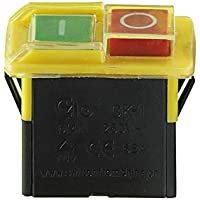 EsportsMJJ Kjd 6 Universal Reemplazo Interruptor 250V 4A Nvr Interruptor De Parada De Emergencia Interruptor
