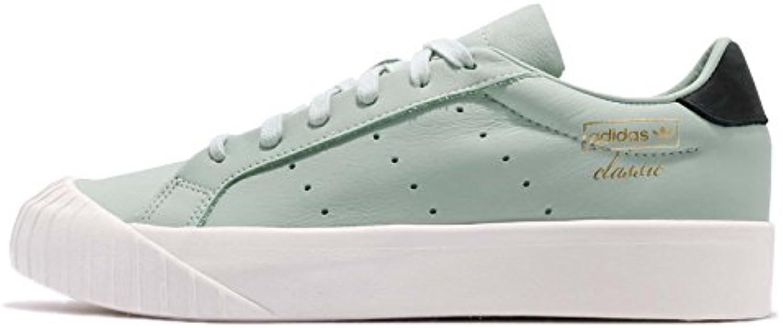 Zapatillas Adidas – Everyn W Verde/Verde/Blanco Talla: 36
