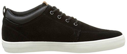 Globe GS Chukka, Sneakers Basses mixte adulte Noir (10892)