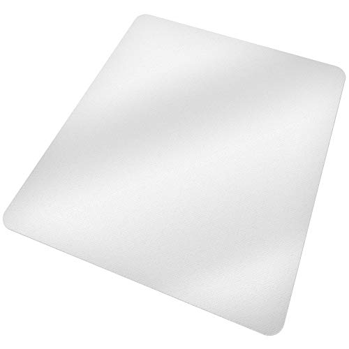 TecTake Bodenschutzmatte Bodenmatte Büro Stuhlunterlage - Diverse Größen - (150x120cm | Nr. 401697)