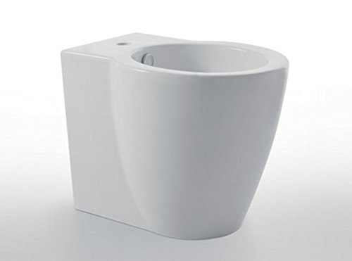 Cielo floor toilets and bidet Easy Bath floor bidet Evo EASBIE