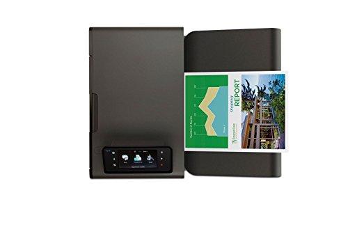Bild 4: HP Officejet Pro X551dw All-in-One Multifunktionsdrucker (A4, Drucker, Scanner, Kopierer, Fax, Dokumentenecht, Wlan, USB, 2400x1200) schwarz