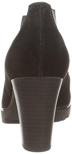 Gabor Impulse, Scarpe con tacco a punta chiusa donna Nero (Nero (Black Nubuck))