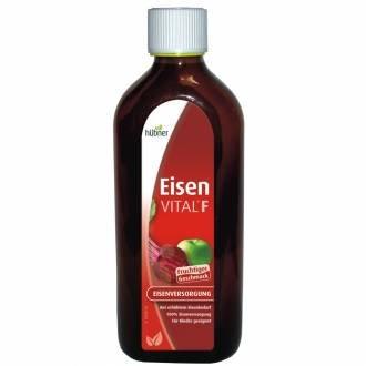 Eisen Vital F® 250ml - Hierro y vitaminas