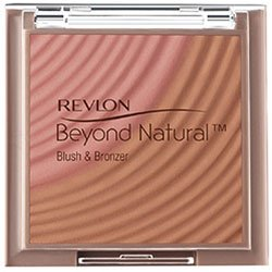 Revlon Beyond Natural Blush & Bronzer 400 Pink Rose