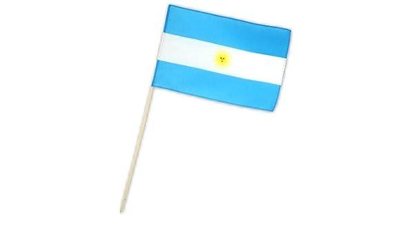 Fahne Flagge Argentinien 30 x 45 cm