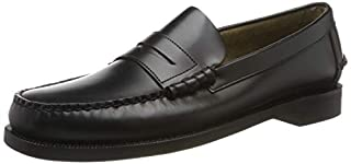 Sebago Classic, Mocasines Hombre, Negro (Black), 40 EU (B0007T2BLA) | Amazon price tracker / tracking, Amazon price history charts, Amazon price watches, Amazon price drop alerts