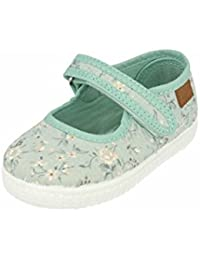 Ricosta Pour Filles' Lelia 'Rose Babies Chaussures - Rose, 10 UK Child