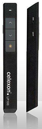 celexon Laser-Presenter Economy LP100 - kabelloser Presenter