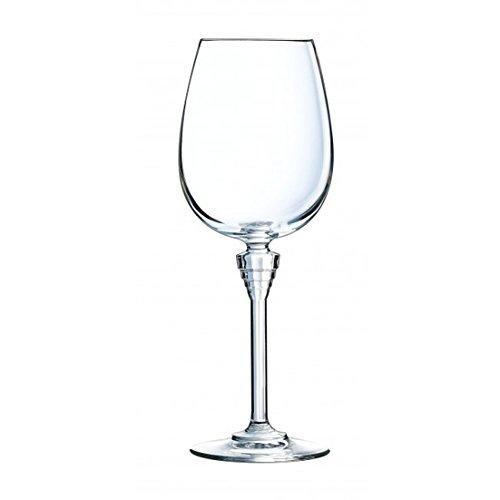 CRISTAL D'ARQUES 7501601 BTE DE 6 VAP 35 CL, Cristallin, Transparent, 25,1 x 17 x 23,3 cm