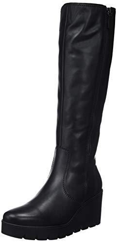 Gabor Shoes Damen Jollys Hohe Stiefel, (Schwarz 27), 38 EU