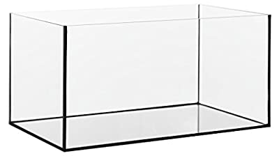 Diversa Aquarium Professional Fish Tank - Real Original Guardian Glass, Standard & Bow Front AQUARIUM ONLY by Diversa