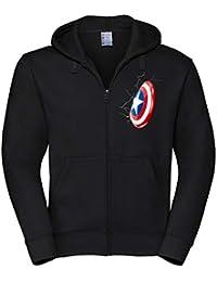 Abbigliamento America it Capitan Amazon Uomo vpI7Oqw