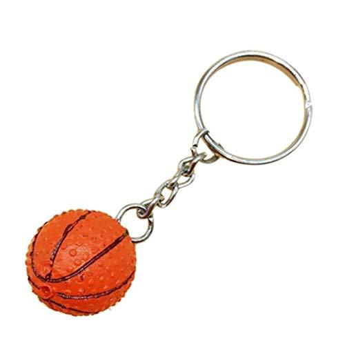 Fútbol Baloncesto PU Llavero Juguetes Deportes De