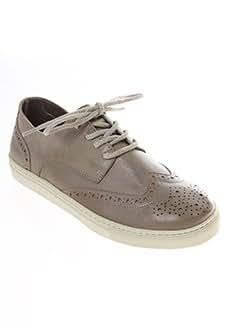 LUSQUINOS Chaussures GRIS Derby HOMME