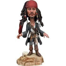 Neca figurine bobbing head pirates des caraibes jack - Jeux de jack et les pirates ...