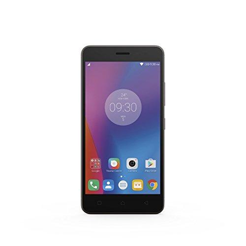 Lenovo K6 - Smartphone de 5', Qualcomm-Snapdragon-430 MSM8937, Memoria Interna de 16 GB, 2 GB de RAM, Android, Gris...