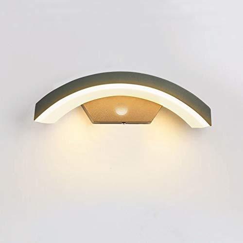 Topmo-plus 24W LED Focos pared Exterior Sensor de Movimiento / Osram SMD...