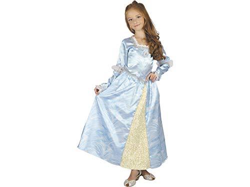DISONIL Kostüm Julia Blau Mädchen Größe (Julia Kostüm Zubehör)