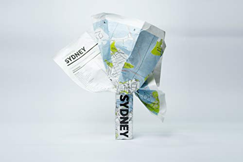 Sydney Crumpled City Map (Crumpled City Maps)