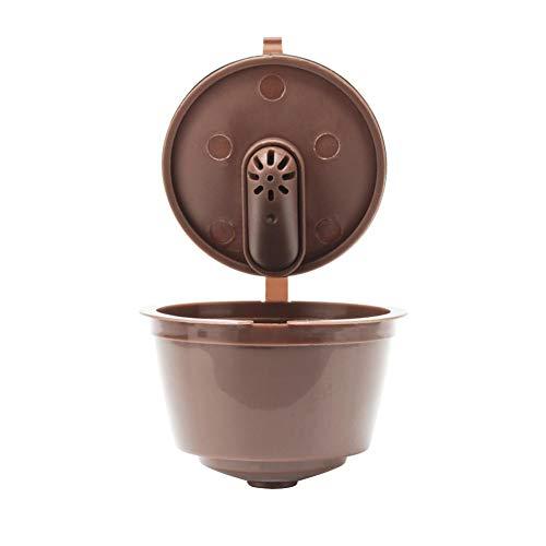 Schlaf 5 STÜCKE Version Verbesserte Kaffeefilter Tassen Wiederverwendbare Durchblutung Volle...