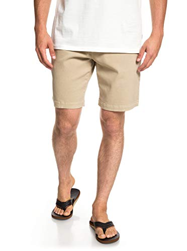 Quiksilver Twist of Shadows Walk Shorts