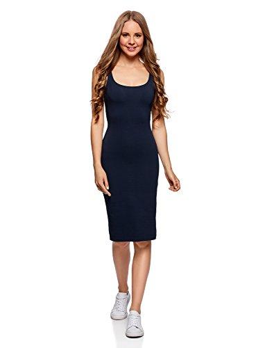 oodji Ultra Women's Vest Dress (Pack of 3)