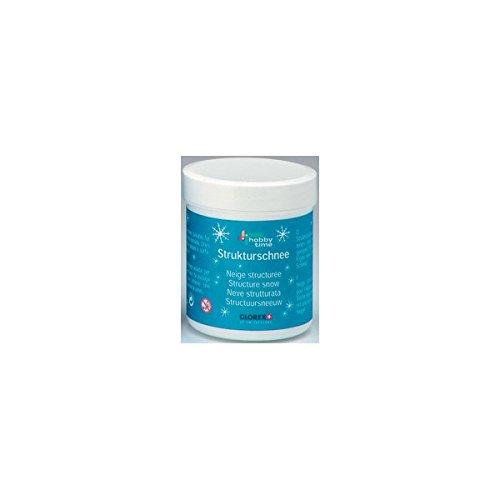 Preisvergleich Produktbild GLOREX Strukturschnee, 100 ml in Kunststoffdose 7610877269726