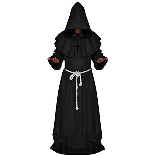 Woojop Halloween Comic Con Party Cosplay Kostüm Mittelalterlichen -