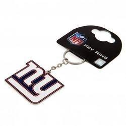 New York Giants Crest NFL Keyring