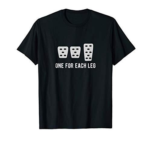 Herren One For Each Leg Manual Transmission Shift Car Lover T-shirt Drifter Shift