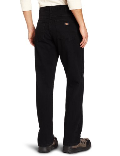 Dickies - - 17-292 Regular Fit Jeans Rinsed Overdyed Black