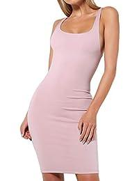 Vectry Vestidos Casual De Mujer Vestidos para Comunion Mujer Vestidos Elegantes De Mujer Vestidos Largos Casual