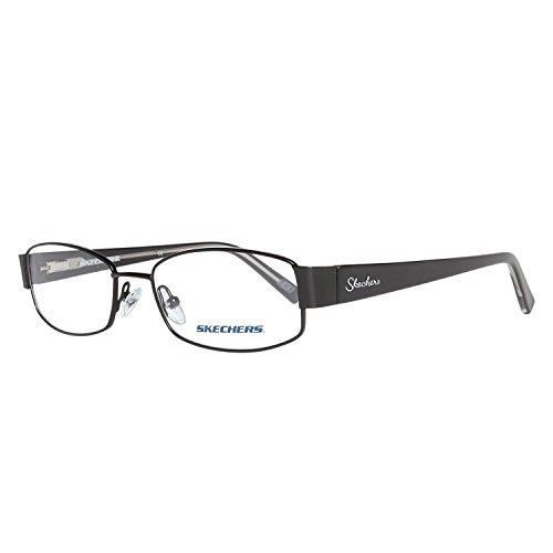 Preisvergleich Produktbild SKECHERS Brillengestell SK 2083 Mattschwarz 51MM