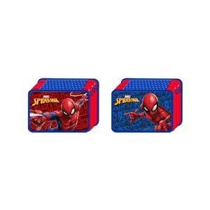 Spiderman CP Deluxe Trousse 3zip '18