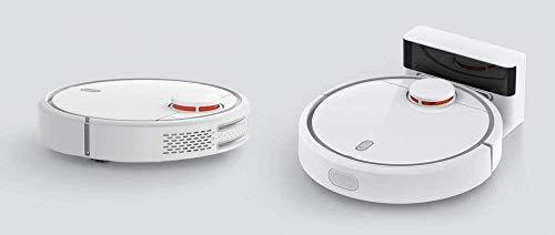 Xiaomi Mi Robot Saugroboter (Staubsauger, Kehrmaschine, LDS Sensoren, App Steuerung) Weiß