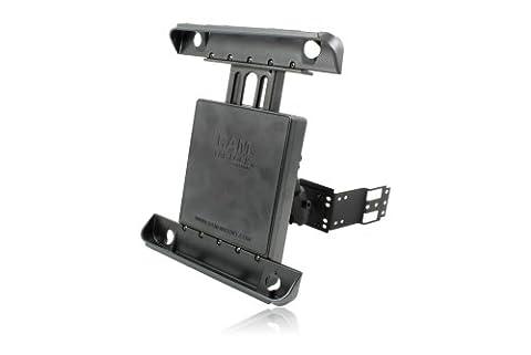 Padholdr Ram Lock Series Locking Tablet Dash Kit for 2005-2007