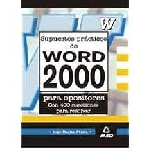 Supuesto Practico De Word 2000