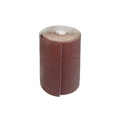 1 MioTools Schleifpapierrolle für Handschleifer 93 mm x 5 m - Korn 80