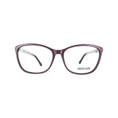 Roberto Cavalli Brillengestelle (Roberto Cavalli Damen Brillengestell mehrfarbig SHINY VIOLET)