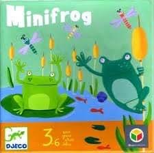 jeu Djeco Minifrog