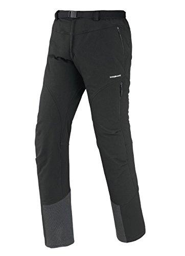 Trango Kluse Pantaloni Black / Black