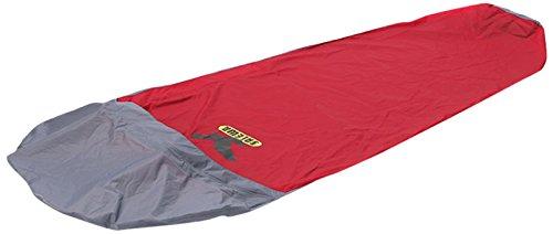 SALEWA Biwaksack Bivibag Storm II, Red/Anthracite, 31.2 x 18 x 6.6 cm, 00-0000001879