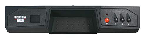 Corby 7700 Hosenbügelpresse-in-schwarzer Esche - 6