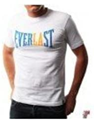 EVERLAST - TEE SHIRT TANIX BLANC - Blanc - Homme