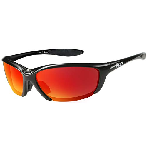 Polarized Sports Sunglasses with Anti-Slip Function and Light Frame - for  Men and Women 4815efc602ca