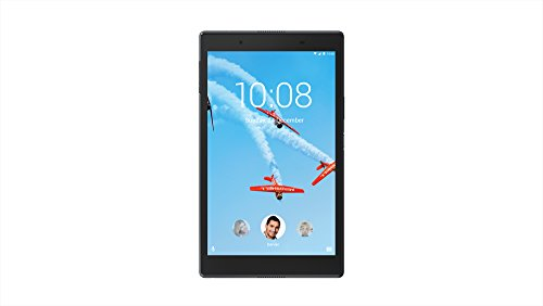 Lenovo TAB 4 8 8 inches IPS Tablet PC - (Slate Black) (Qualcomm MSM8917 1.4 GHz, 2 GB RAM, Android 7.0)