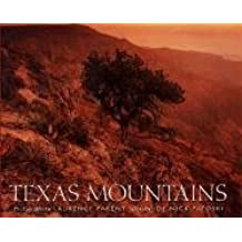 [(Texas Mountains)] [Photographs by Laurence Parent ] published on (November, 2001)